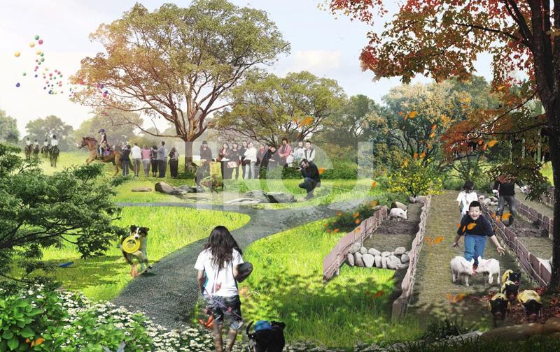 项目规模:42公顷,约630亩 项目位置:河南省驻马店市老乐山景区 项目简介:老乐山是国家级森林公园,国家4A级景区,著名的省级旅游度假区。目前老乐山经过前期发展建设,建成的项目多以游览观光为主,能带动消费的体验性项目空缺,而项目地介于大景区承上启下、核心带动的重要位置。规划提出野生动物园4.