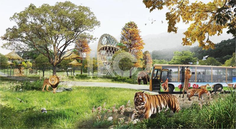 河南· 驻马店乐山野生动物园